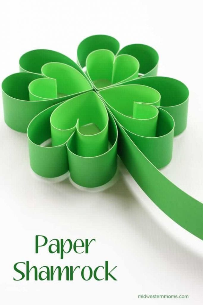 Class Party St. Patrick's Day Crafts