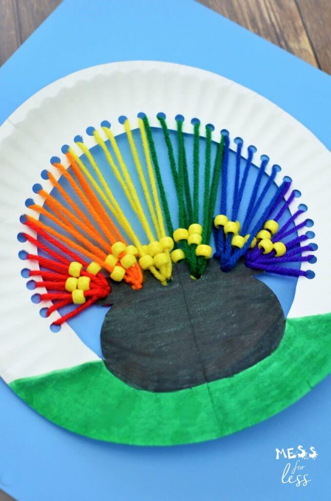 Class Party St. Patricks Day Crafts