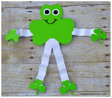 St. Patrick's Day Class Party Craft Ideas