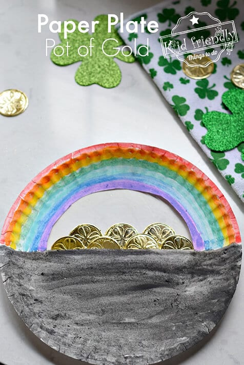 St. Patrick's Day Class Party Crafts