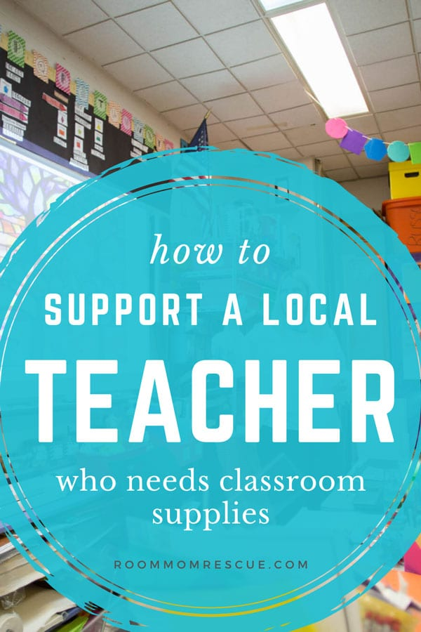 help underfunded schools get supplies