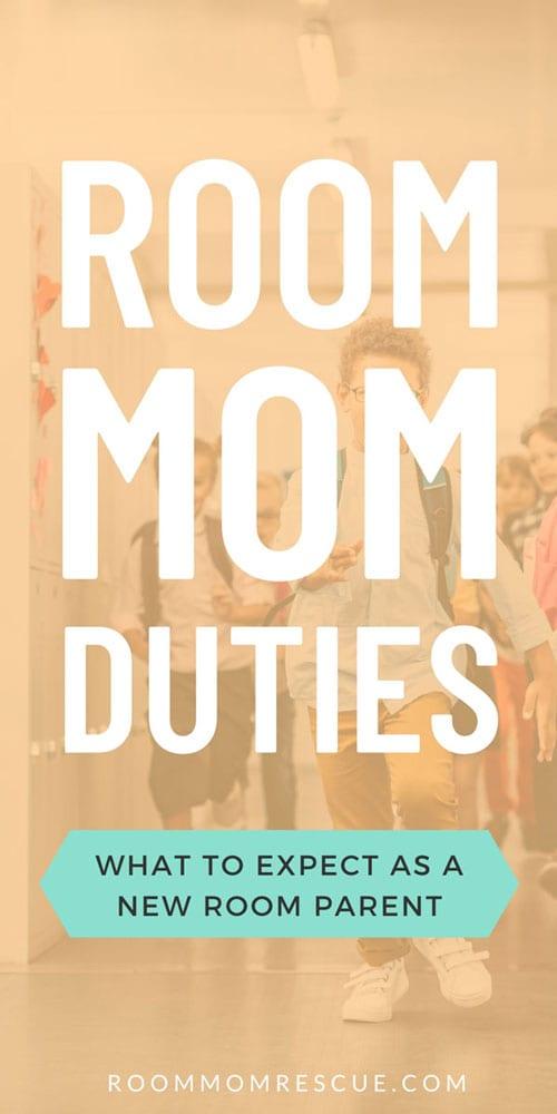 room mom duties