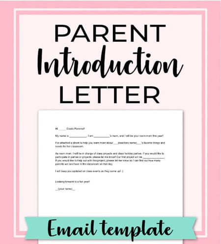 Letter Of Introduction To Parents from www.roommomrescue.com