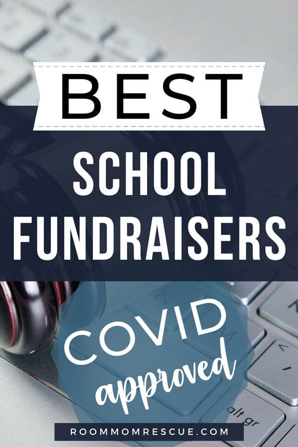 school fundraising during covid 19