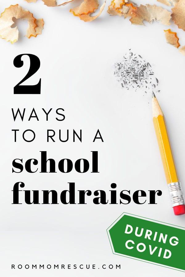 school fundraising during covid