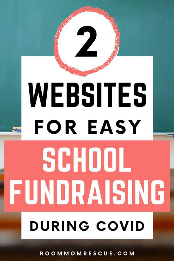 virtual school fundraising ideas during covid 19