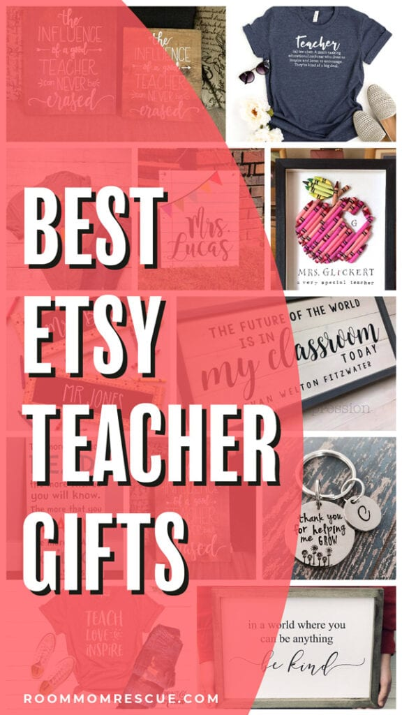 customized gifts for teachers