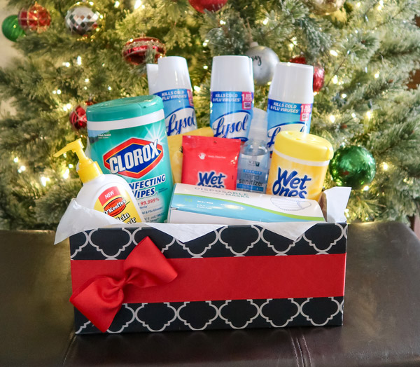 covid-19 teacher gifts christmas